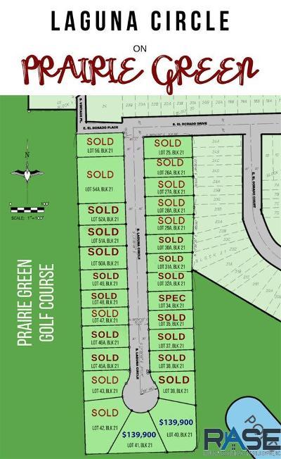 Sioux Falls Residential Lots & Land For Sale: 6700 S Laguna Cir
