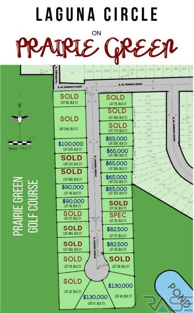 Sioux Falls Residential Lots & Land For Sale: 6716 S Laguna Cir
