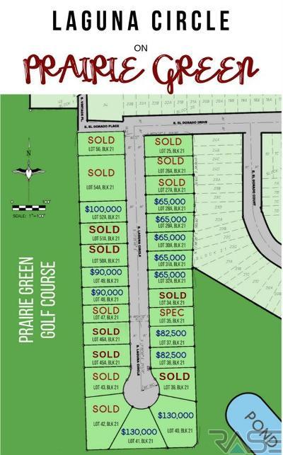 Sioux Falls Residential Lots & Land For Sale: 6801 S Laguna Cir