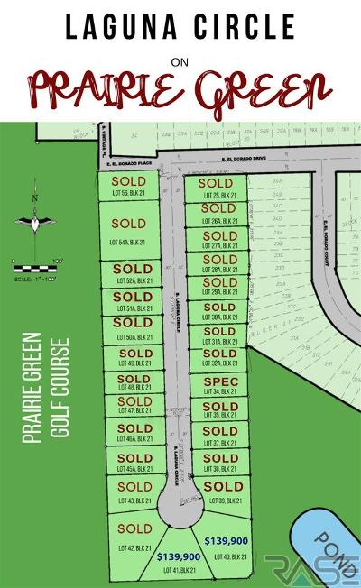 Sioux Falls Residential Lots & Land For Sale: 6820 S Laguna Cir