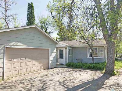 Spearfish Single Family Home For Sale: 1630 St. Joe St
