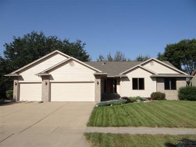 Sioux Falls, Harrisburg, Brandon, Tea, Worthington, Lennox, Canton, Hartford, Crooks, Renner, Humboldt Single Family Home For Sale: 1021 E 64th St