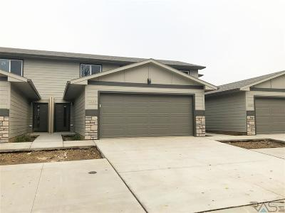 Sioux Falls Condo/Townhouse For Sale: 6542 W 6th Pl