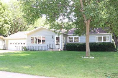 Sioux Falls, Harrisburg, Brandon, Tea, Worthington, Lennox, Canton, Hartford, Crooks, Renner, Humboldt Single Family Home For Sale: 1512 S Suburban Dr