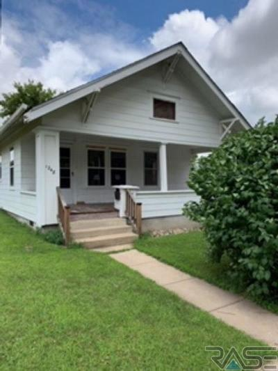 Sioux Falls Single Family Home For Sale: 1248 E 21st St
