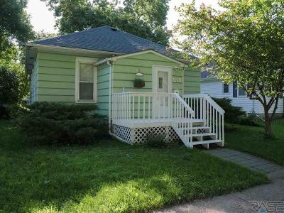 Sioux Falls Single Family Home For Sale: 212 N Indiana Ave