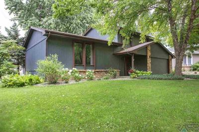 Sioux Falls Single Family Home For Sale: 4500 S Windsor Way Cir