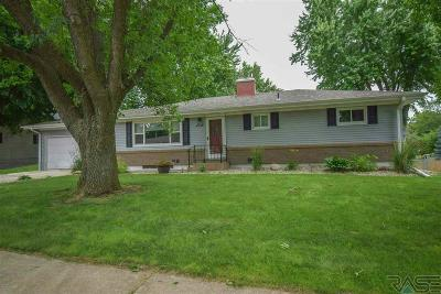 Sioux Falls Single Family Home Active - Contingent Misc: 4608 W 38th St