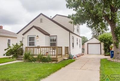 Sioux Falls Single Family Home For Sale: 212 N Lewis Ave