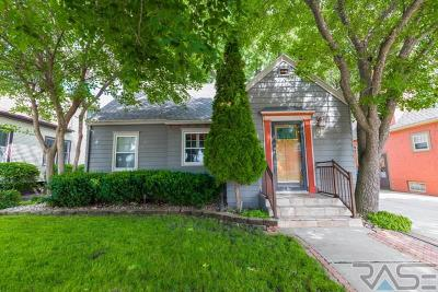 Sioux Falls Single Family Home For Sale: 1916 S Center Ave