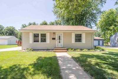 Sioux Falls Single Family Home For Sale: 715 N Leadale Ave