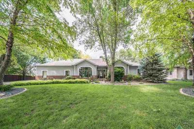 Sioux Falls Single Family Home For Sale: 2704 E Slaten Park Cir