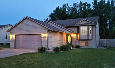 Tea Single Family Home For Sale: 1001 E Ryan Dr