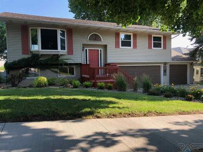 Sioux Falls Single Family Home For Sale: 5008 W 34th St