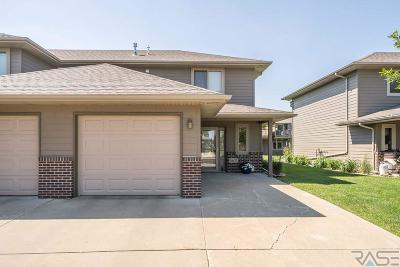 Sioux Falls Condo/Townhouse Active - Contingent Misc: 8607 W Grinn Pl