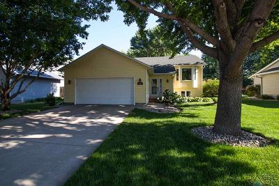 Sioux Falls Single Family Home Active - Contingent Misc: 5908 W 52nd St