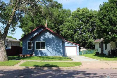 Sioux Falls Single Family Home Active - Contingent Misc: 1117 N Duluth Ave