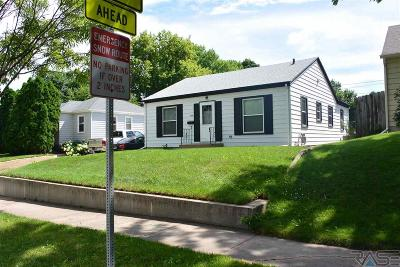 Sioux Falls Single Family Home For Sale: 724 S Western Ave