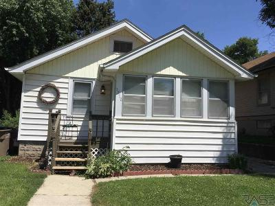 Sioux Falls Single Family Home For Sale: 1710 W 10th St
