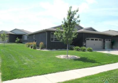 Sioux Falls Single Family Home For Sale: 8101 W Vista Park St