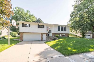 Sioux Falls Single Family Home For Sale: 2704 W 31st St