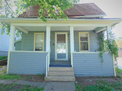 Sioux Falls Multi Family Home For Sale: 611 S 3rd Ave