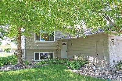 Sioux Falls Single Family Home Active - Contingent Home: 5709 S Southwind Ave