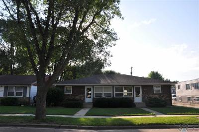 Sioux Falls Multi Family Home For Sale: 3304 3306 S Lincoln Ave