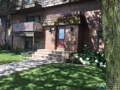 Sioux Falls Condo/Townhouse For Sale: 3548 S Gateway Blvd #102