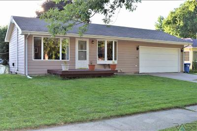Sioux Falls Single Family Home For Sale: 913 S Edward Dr