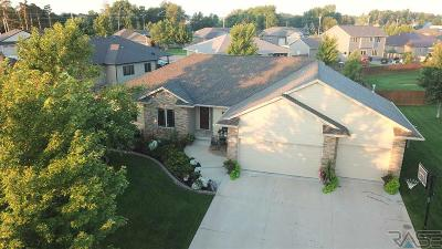 Sioux Falls Single Family Home For Sale: 7505 S Moor Cross Dr