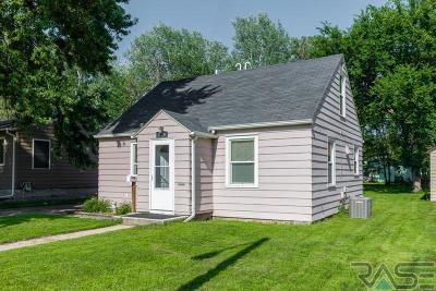 Sioux Falls Single Family Home For Sale: 120 S Lincoln Ave