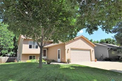 Sioux Falls Single Family Home For Sale: 5108 S Sundowner Ave