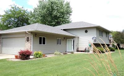 Sioux Falls Single Family Home Active-New: 5000 E Centennial Ln