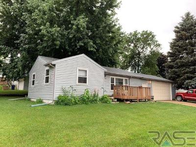 Sioux Falls Single Family Home Active - Contingent Misc: 1809 E Spruce St