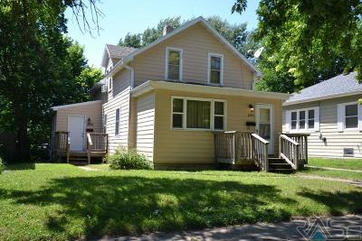 Sioux Falls Multi Family Home For Sale: 209 S Euclid Ave