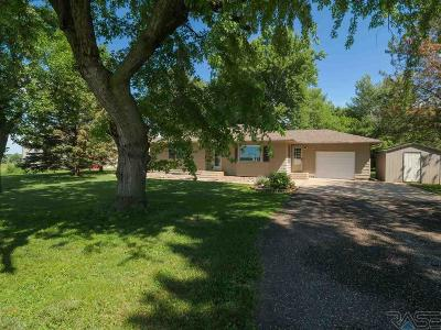 Worthing Single Family Home For Sale: 47390 280th St