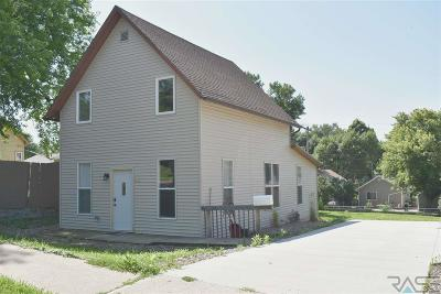 Sioux Falls Single Family Home Active-New: 1509 E 12th St