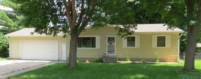 Sioux Falls SD Single Family Home For Sale: $199,000