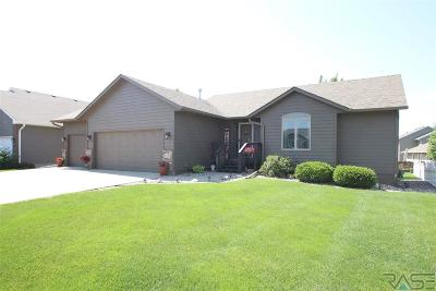 Sioux Falls SD Single Family Home For Sale: $329,800