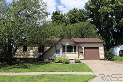Sioux Falls Single Family Home Active - Contingent Misc: 1605 S Olive Dr