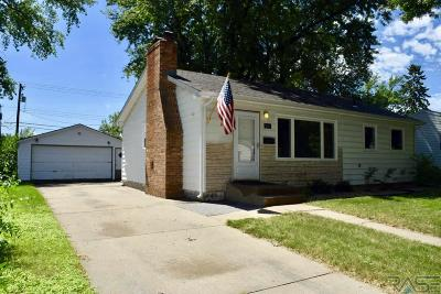 Sioux Falls SD Single Family Home Active-New: $150,000