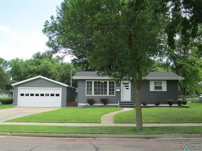 Sioux Falls SD Single Family Home Active-New: $172,500