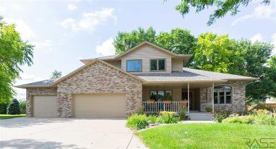 Sioux Falls Single Family Home Active-New: 6904 W Sagamore Cir