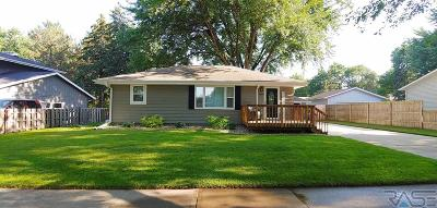Sioux Falls Single Family Home Active-New: 5409 W 36th St
