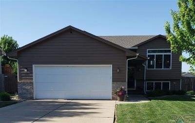 Sioux Falls Single Family Home Active-New: 5523 S Wexford Ct