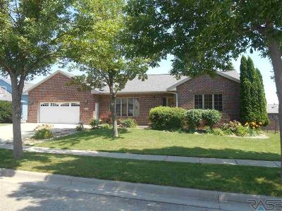 Sioux Falls Single Family Home Active-New: 6712 S Crane Ave