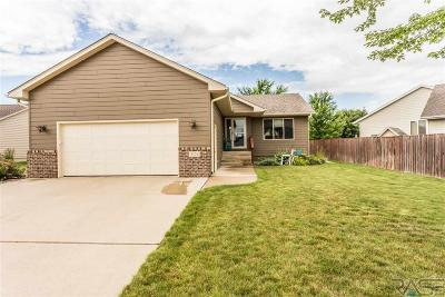 Sioux Falls Single Family Home Active-New: 3121 S Harmony Ct