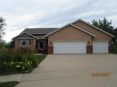 Tea Single Family Home For Sale: 840 Cathy Dr