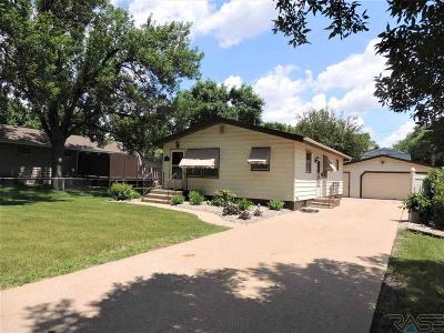 Single Family Home For Sale: 3108 S West Ave